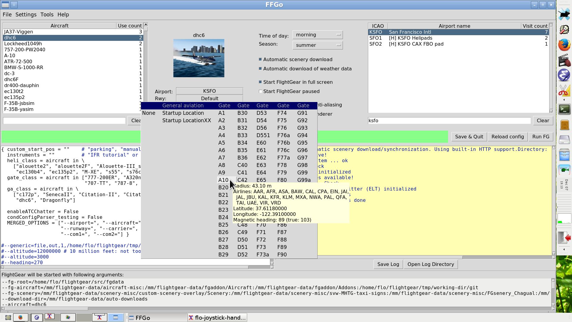 FFGo Screenshots